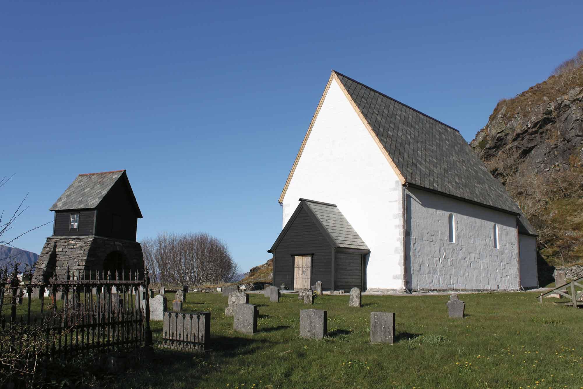 Kinn kyrkje